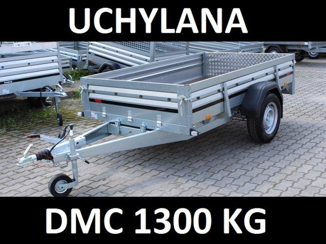Przyczepa samochodowa Brenderup 2260 TILT DMC 1300 kg