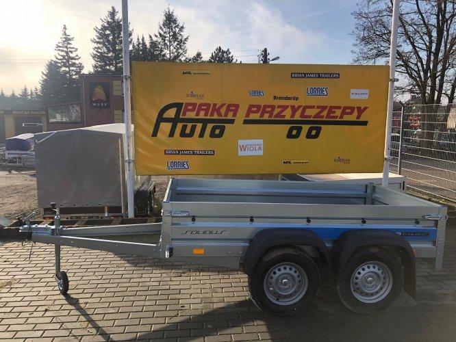 PRZYCZEPA LEKKA DMC 750kg FARO SOLIDUS RÓŻNE - PŃ