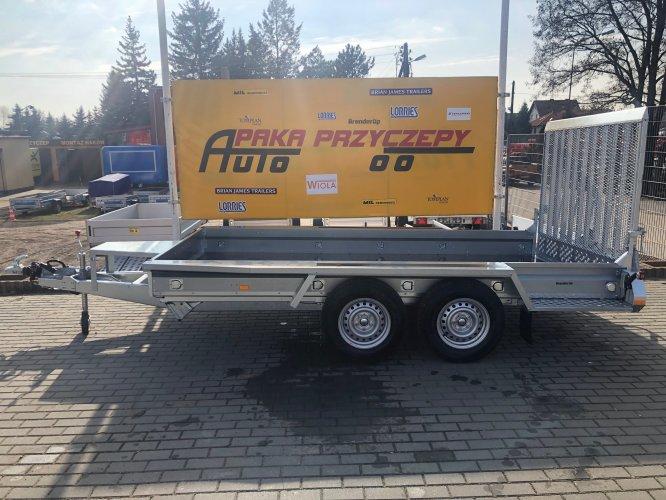 PRZYCZEPA DO MINIKOPARKI BRENDERUP MT 3651 Poznań