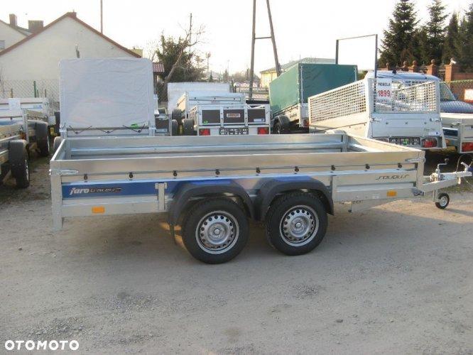 Faro Przyczepa Solidus 330x150x35 2 osie