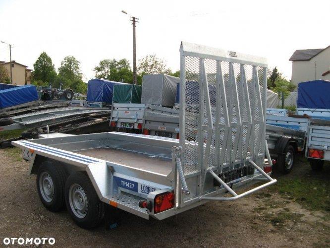 Lorries Przyczepa TPM20 ,