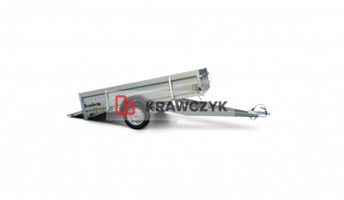 WYNAJEM Przyczepa THULE Brenderup 2260/uchył 750kg