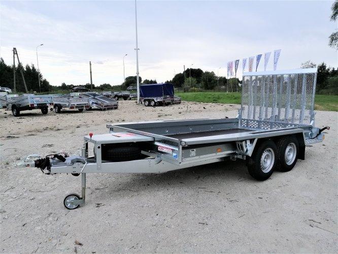 Przyczepa do przewozu maszyn BRENDERUP MT3651 3500kg