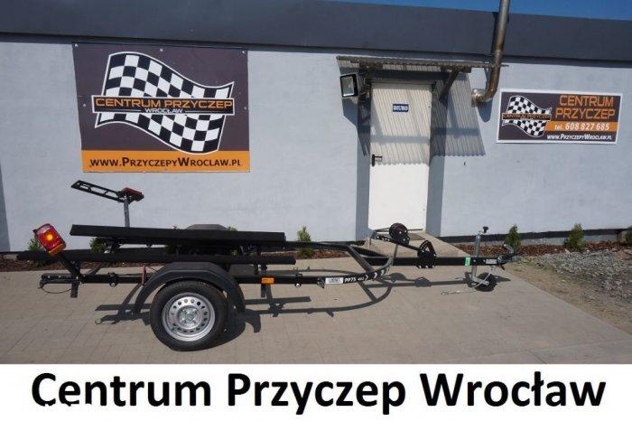Lorries PRZYCZEPA DO TRANSPORTU SKUTERA WODNEGO / ŁODZI DO 4m / DMC 750kg / LAMPY LED