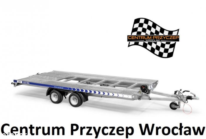 Lorries LAWETA UCHYLNA LORRIES / DMC 2700 / 4,5m x 2m
