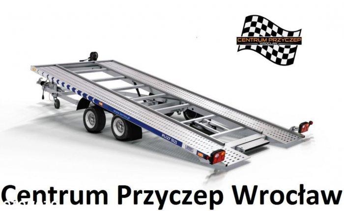 Lorries HIT! - WYPRZEDAŻ ! LAWETA UCHYLNA / DMC do 3t / 5m x 2m