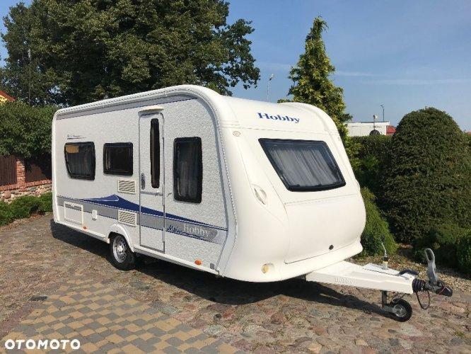 Hobby 460 De luxe model LU