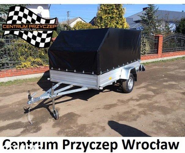 Rydwan PRZYCZEPA BURTOWA LEKKA - RESOR / 2,65m x 1,25m / DMC 750 kg