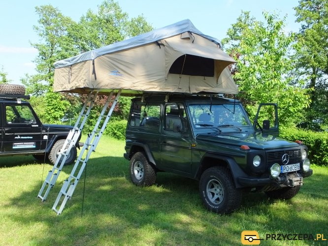 Namiot dachowy Gobi220 Ocean Cross