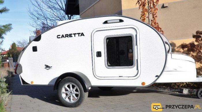 Nowa Caretta 1500 TearDrop Przyczepa Kempingowa Off-Road lekka