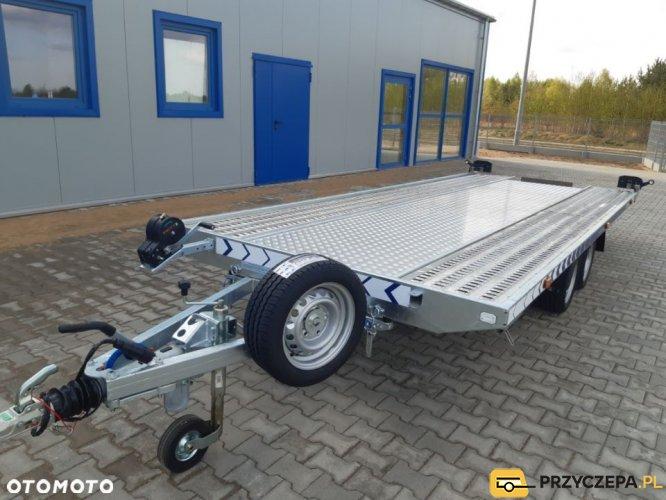 Lorries Przyczepa PLI-35 5021 laweta 500x210 cm
